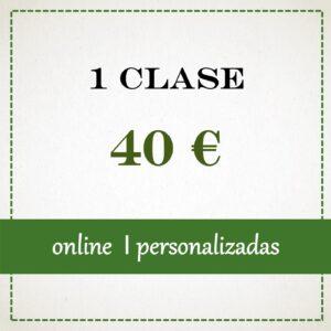 Clase individual