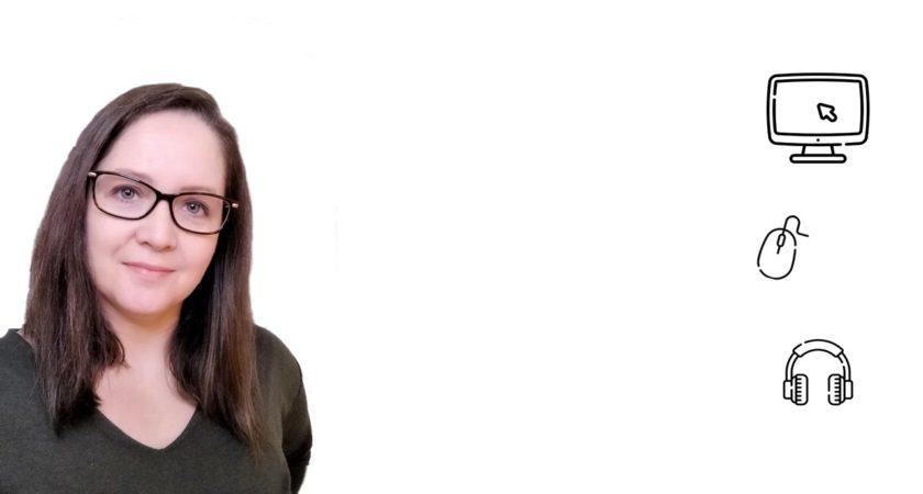 ¡Hola! Soy Vanesa, profesora de español