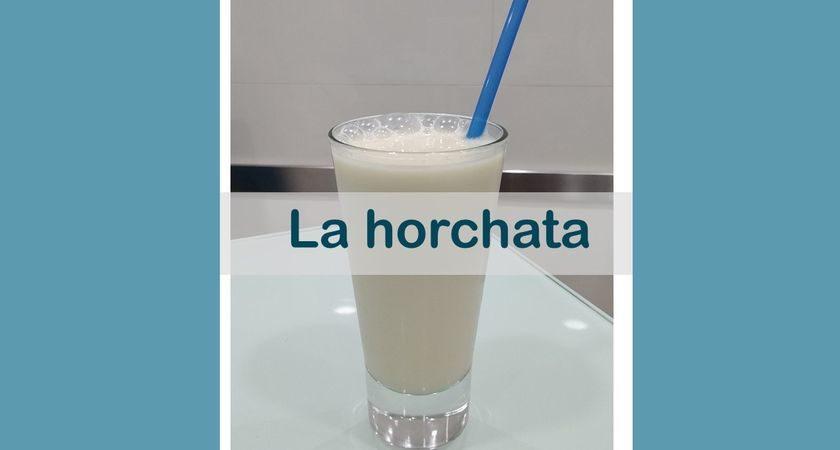 Horchata: la bebida del verano